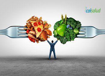 Resistencia a la insulina - Evitar carbohidratos refinados - Consumir comida sana