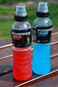 bebida energética powerade