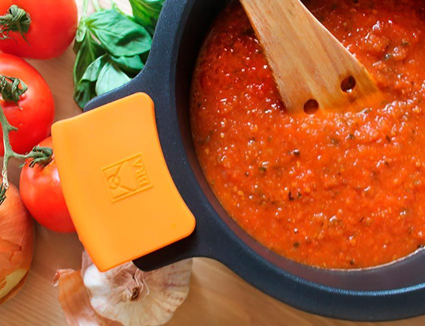 Pasta de tomate casera