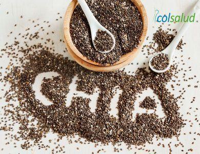 Semillas de chía - propiedades y beneficios para tu salud