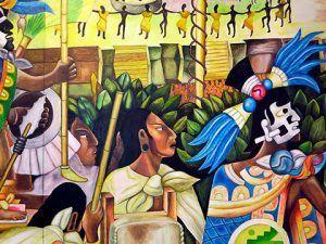 Semillas de chía - cultivo ancestral azteca