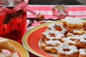 recomendaciones para evitar subir de peso durante fin de año - galletas de navidad