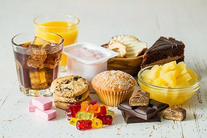 Resistencia a la Insulina - Relación con el consumo de azúcar
