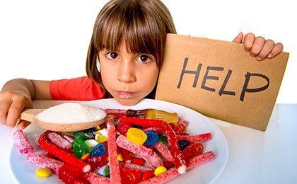 El azúcar favorece la malnutrición y obesidad en los niños