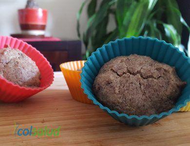Cupcakes de Vainilla y Linaza
