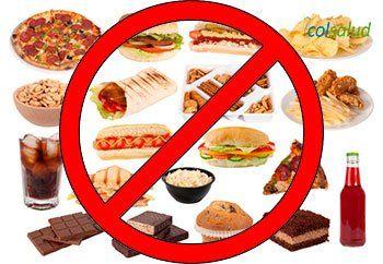 Consejos sobre la Dieta para la Resistencia a la Insulina - Alimentos Procesados