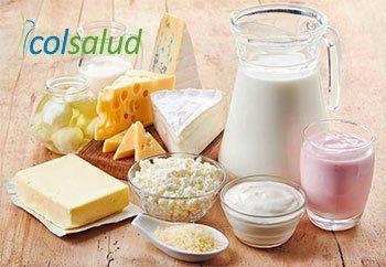 Consejos sobre la Dieta para la Resistencia a la Insulina - Lacteos