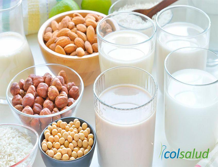 Leche de Vaca vs. Leche Vegetal: Almendra, Soja, Arroz y Coco