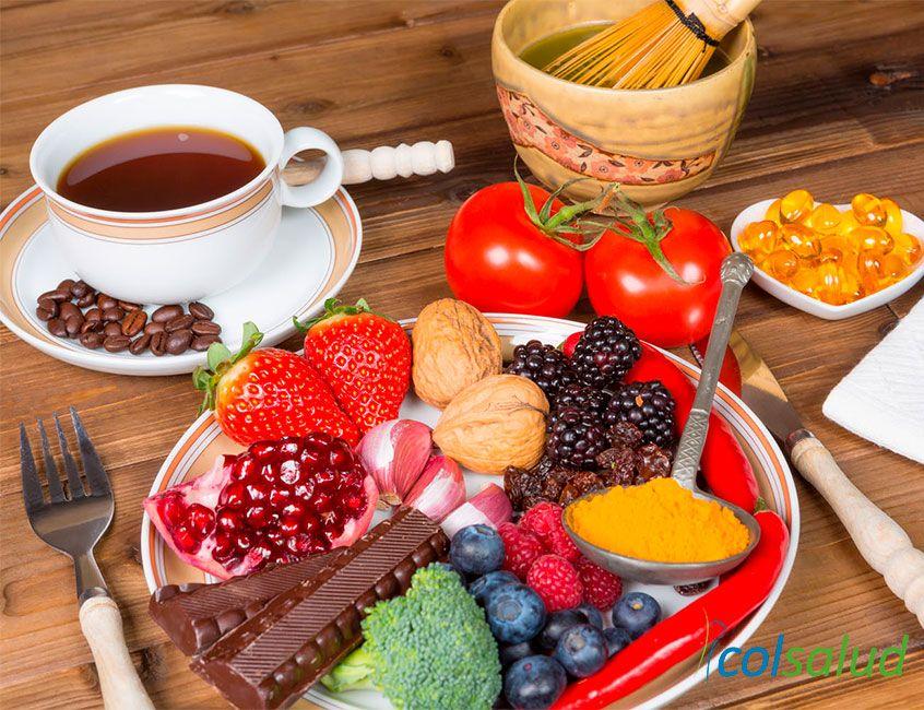 Antioxidantes: Explicado en Términos Humanos