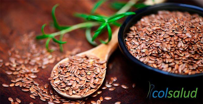 Semillas de Linaza Propiedades y Beneficios para tu Salud