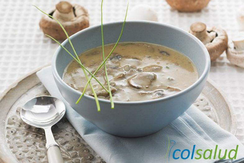 sopa de champinones 2