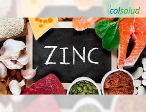 Zinc -Todo lo que necesitas saber sobre este nutriente