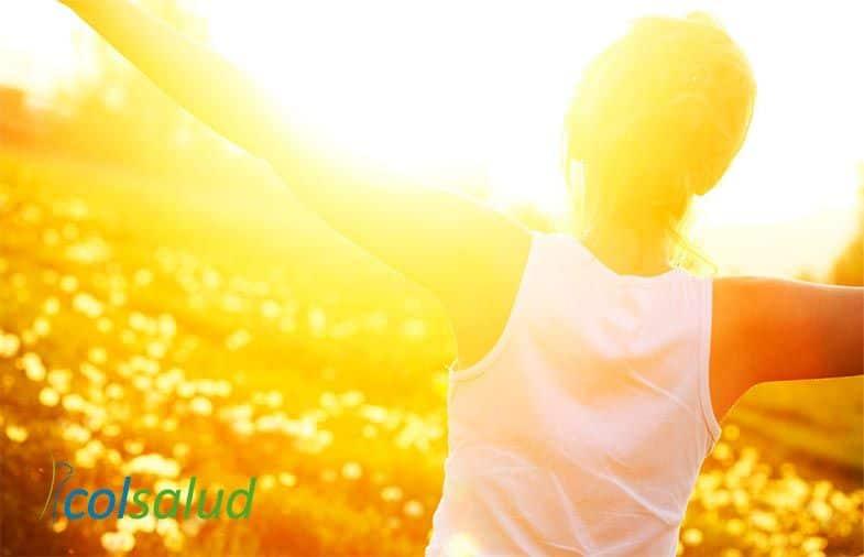 7 maneras de aumentar tu Vitamina D - Exposición al sol