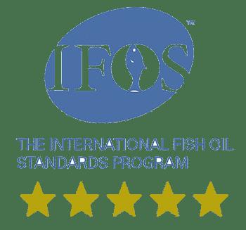 Icono Certificación IFOS para Omega-3