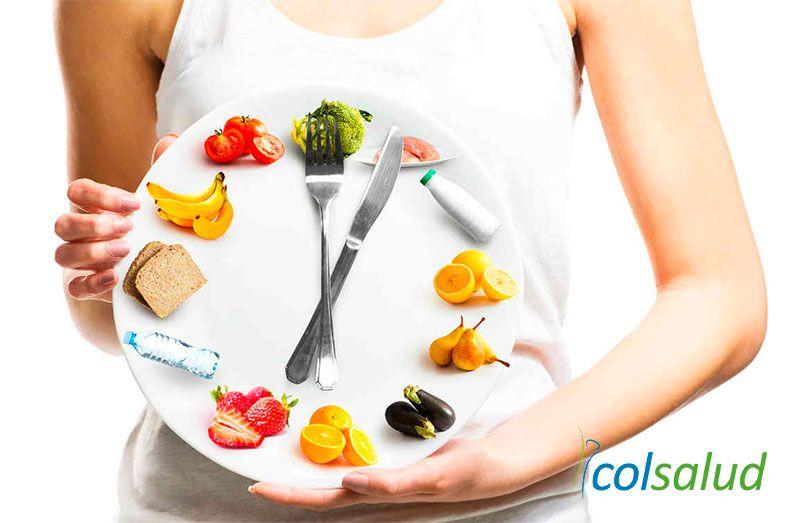 comer tarde y ritmo circadiano