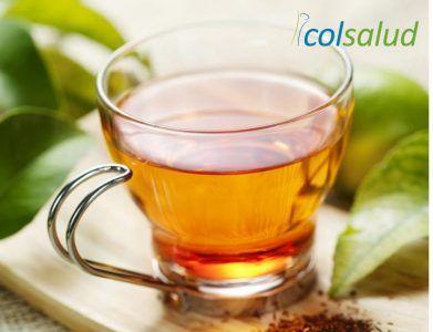 calorias en el te-min
